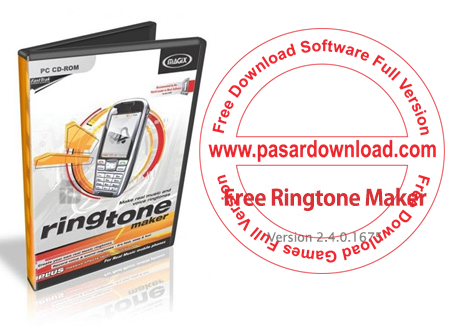 Free Download Software Ringtone Maker v2.4.0.1675