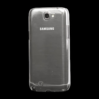 Slim Clear Crystal Case Cover for Samsung Galaxy Note 2 II N7100
