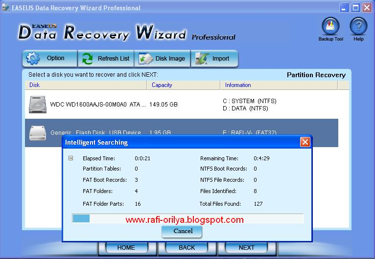 easeus data recovery wizard pro 7.5 cracked password