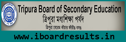 TBSE Board Class 12th Time Table
