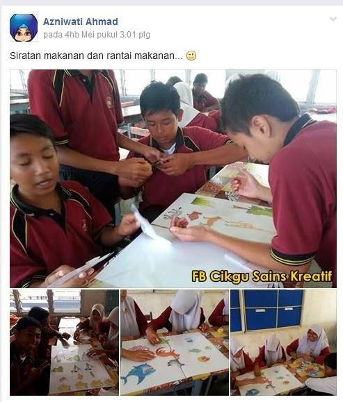 Cikgu Sains Kreatif Cikgu Azniwati Ahmad