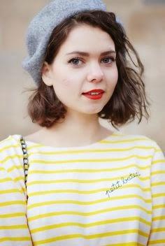 tenue bretonne jaune rayures woody beauty
