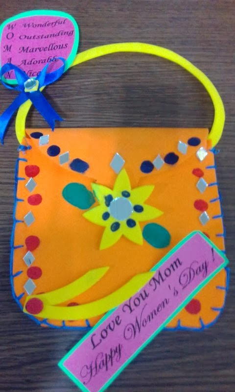 Art craft ideas and bulletin boards for elementary for Craft ideas for women