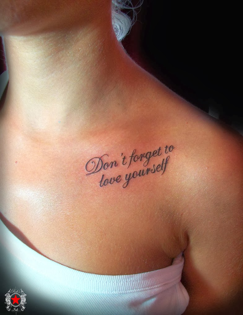 Tattoo Quote Ideas 01