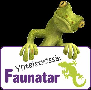Yhteistyössä: Faunatar