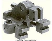 Multiple Turning Head