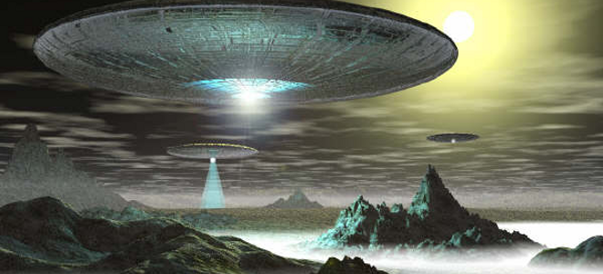 Η υπόθεση του ποταμού της Κολούμπια (1981) ο ήχος ενός  UFO  ηχητικό ντοκουμέντο