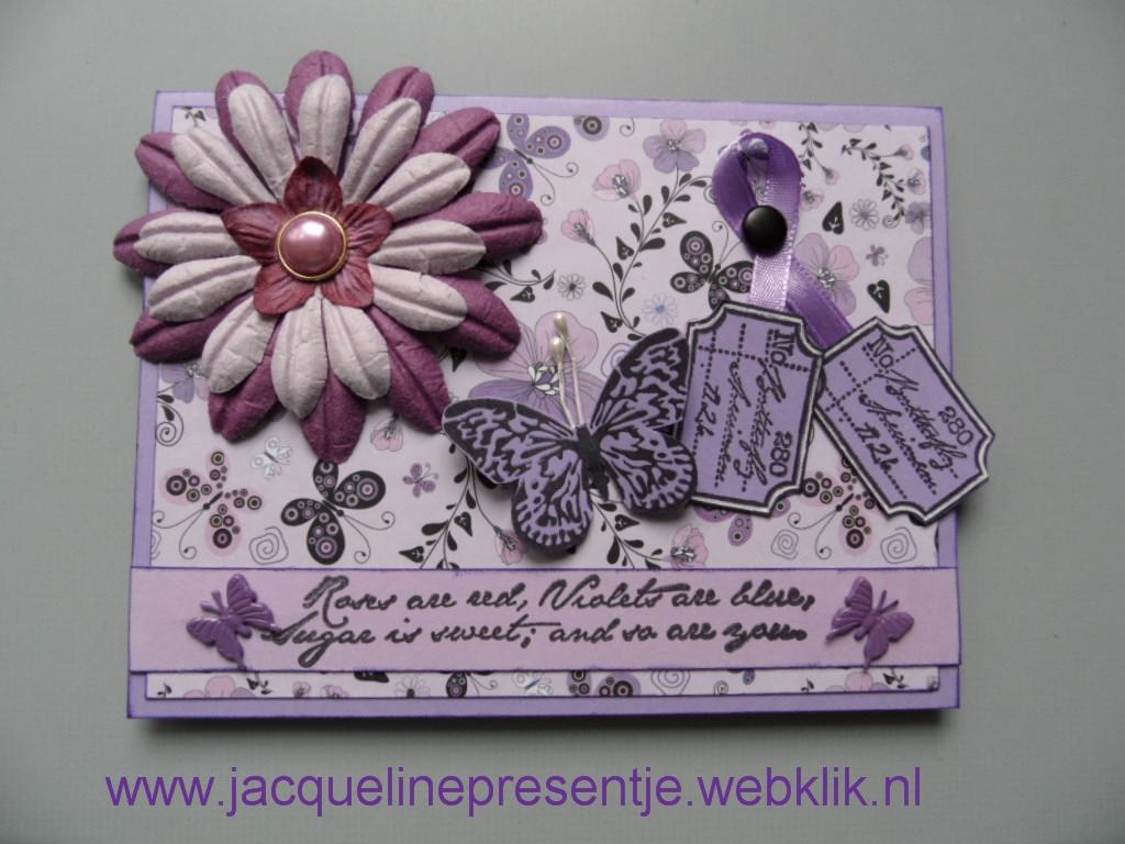 Jacqueline Presentje Moeder En Dochter Op Dezelfde Dag Jarig