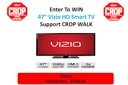 VIZIO HD SMART TV RAFFLE