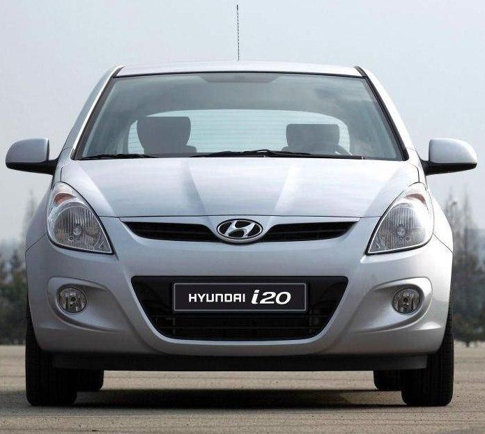 Hyundai I20 Sportz