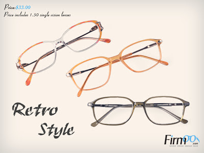 Firmoo Retro Glasses
