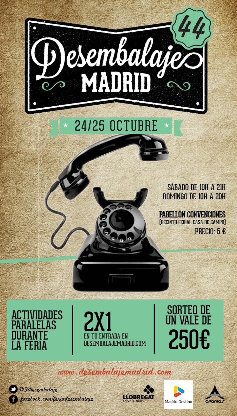El country chic es la tendencia invitada en la feria de desembalaje de madrid 24 25 octubre - Recinto ferial casa de campo madrid ...