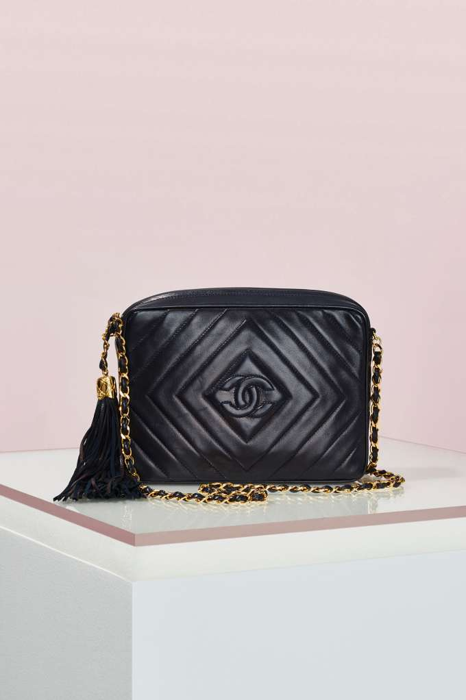 My Holiday Wish List Vintage Chanel Bag