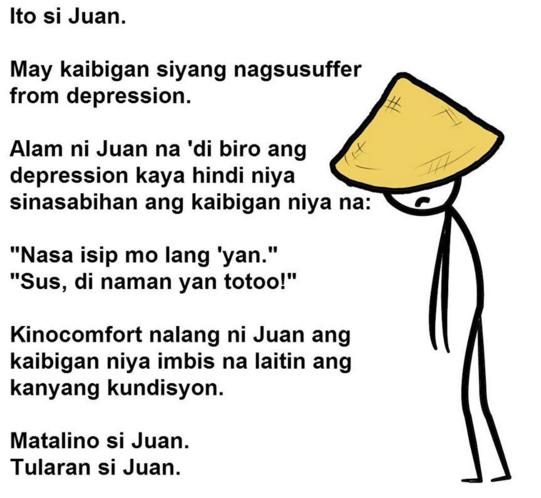 Tularan si Juan