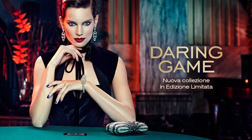 La nouvelle collection de Kiko : Daring Game