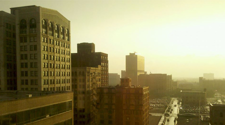 Gorgeous Detroit at sunset. #XG2D
