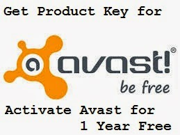 Download Licence Avast Antivirus Free for 1 Year