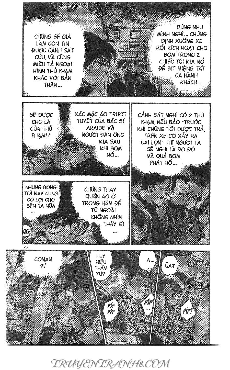 xem truyen moi - Conan chap 289