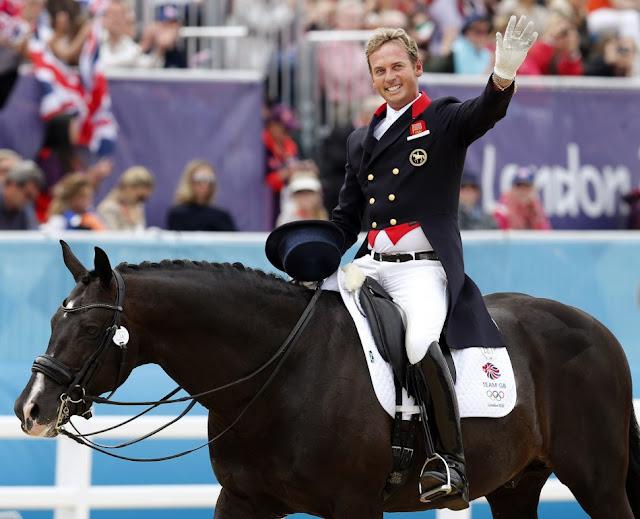 Equestrian Fashion♡ London Olympics 2012