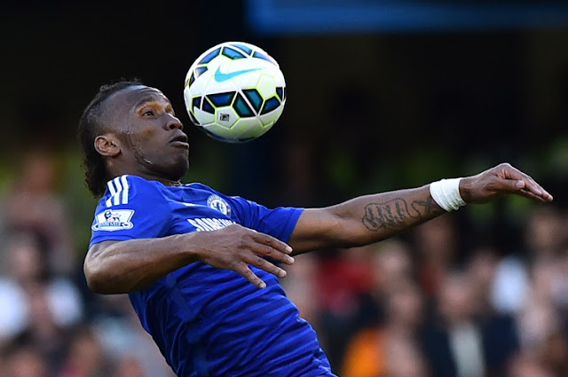 Didier Drogba has been talking about Chelsea's season (Picture: Getty Images)