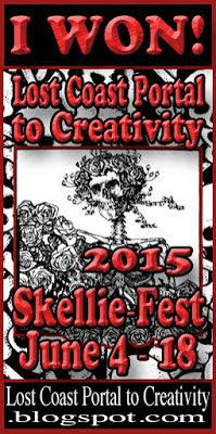 Skellie Fest Winner! So Happy!!