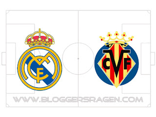 Prediksi Pertandingan Real Madrid vs Villarreal