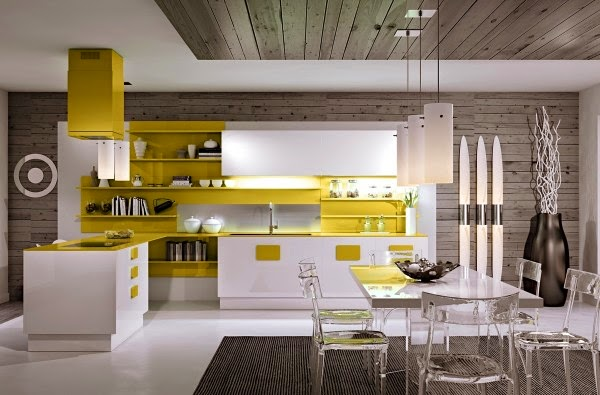 Merveilleux Minimalist Kitchen Design: Classic And Modern