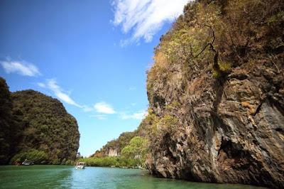An Island Hopping Adventure on Krabi Island
