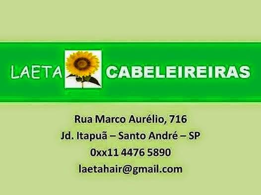 LAETA CABELEIREIRAS