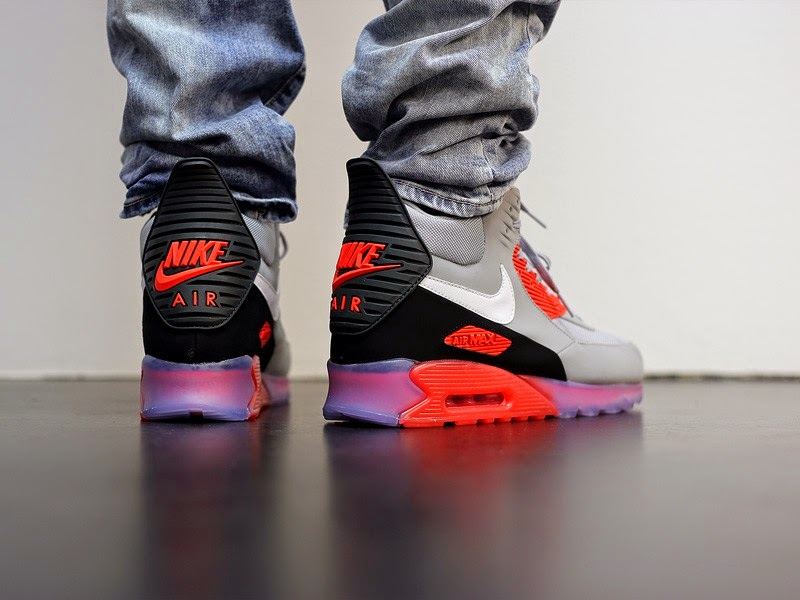 buty nike air max 90 sneakerboot winter allegro