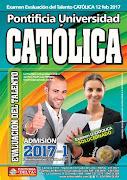 Examen Católica 2017-1