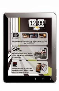 Cyrus MiniPad 8 GB