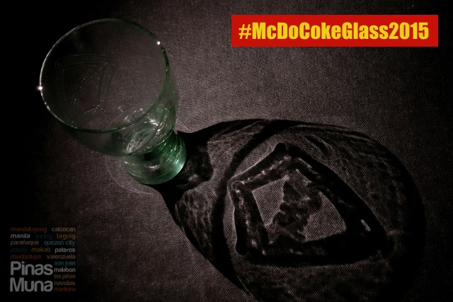 mcdonalds coke glass 2015 #McDoCokeGlass