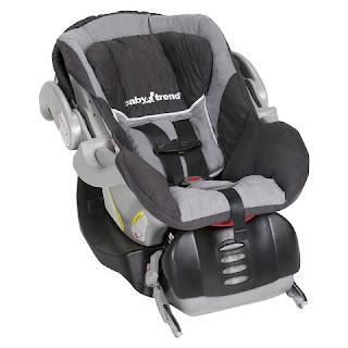 Baby Trend Flex-Loc Infant Car Seat 30 lb