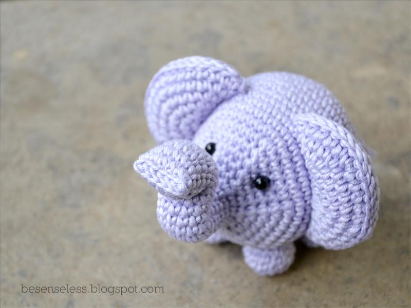 Uncinetto Amigurumi Elefante : Airali design. Where is the Wonderland? Crochet, knit and ...