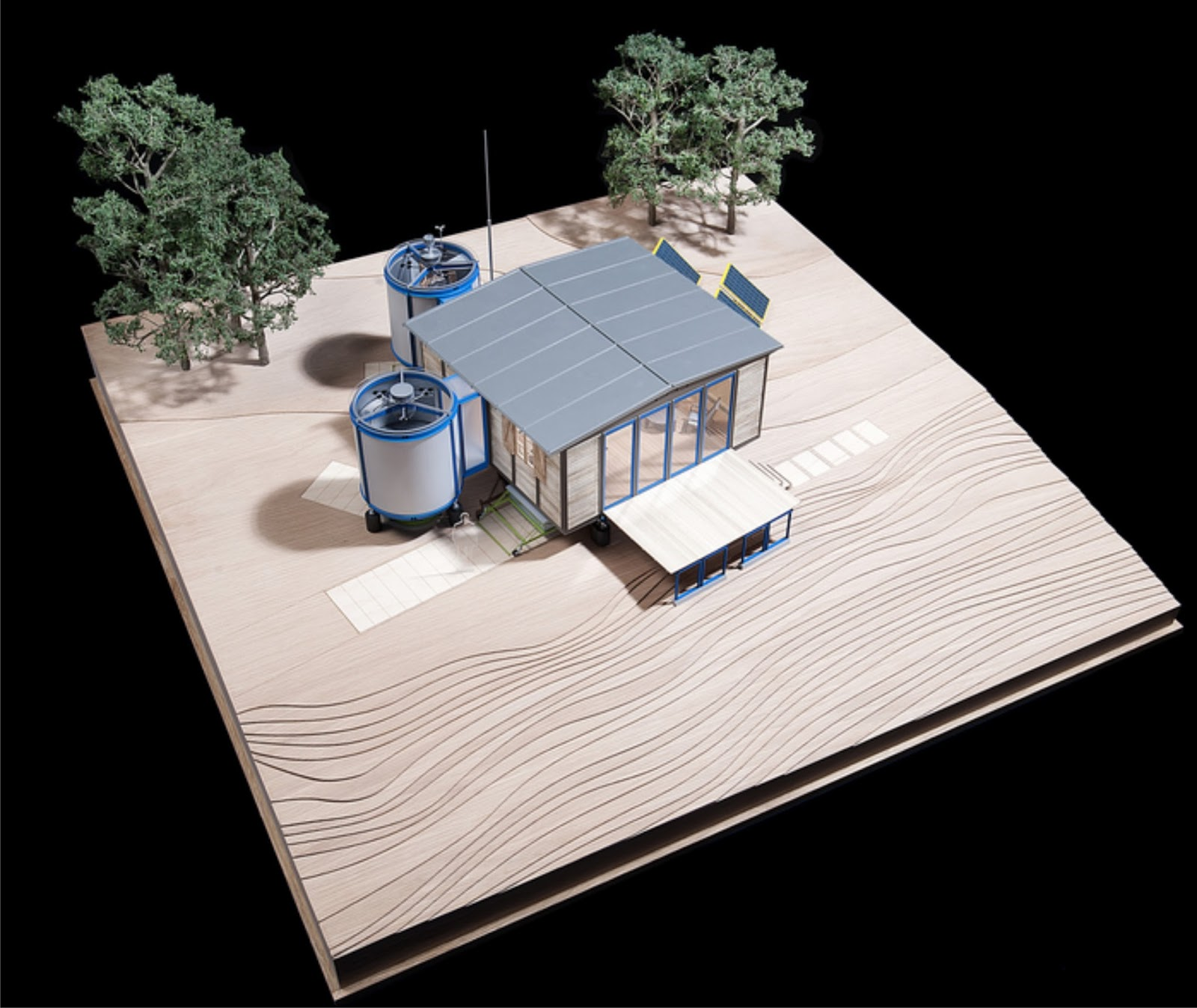 Arquitetura a o news rogers stirk prop e adapta o da for Tecnologia sostenible