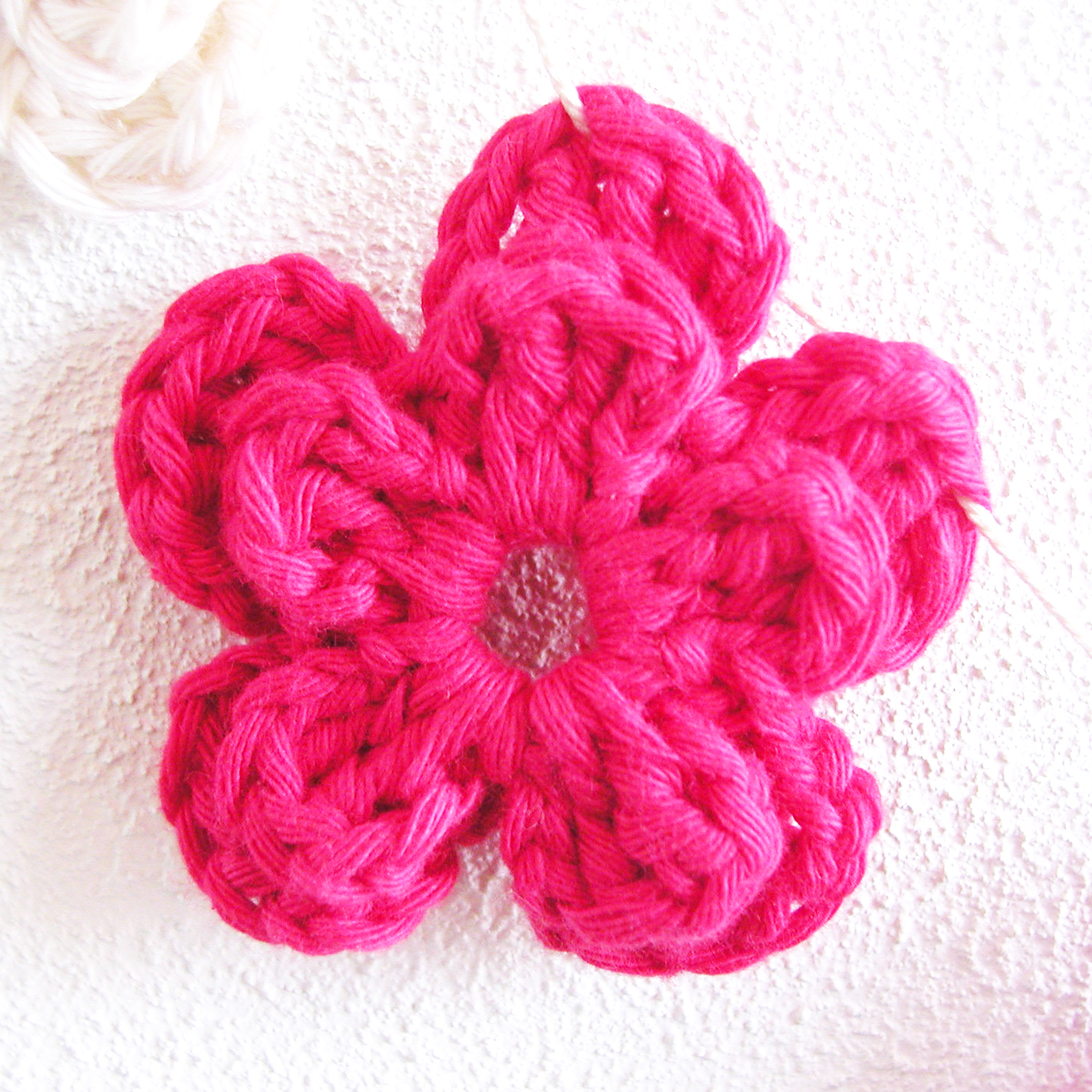 For the Love of Crochet Along: Flower patterns