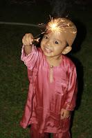 Tahniah! 2nd Place - Peraduan Bayi Paling Ceria Evashoppe 2011