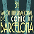 31 SALON INTERNACIONAL DEL COMIC DE BARCELONA: AUTORES INVITADOS
