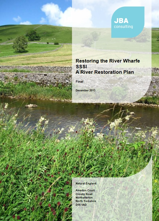 Upper Wharfe SSSI Project