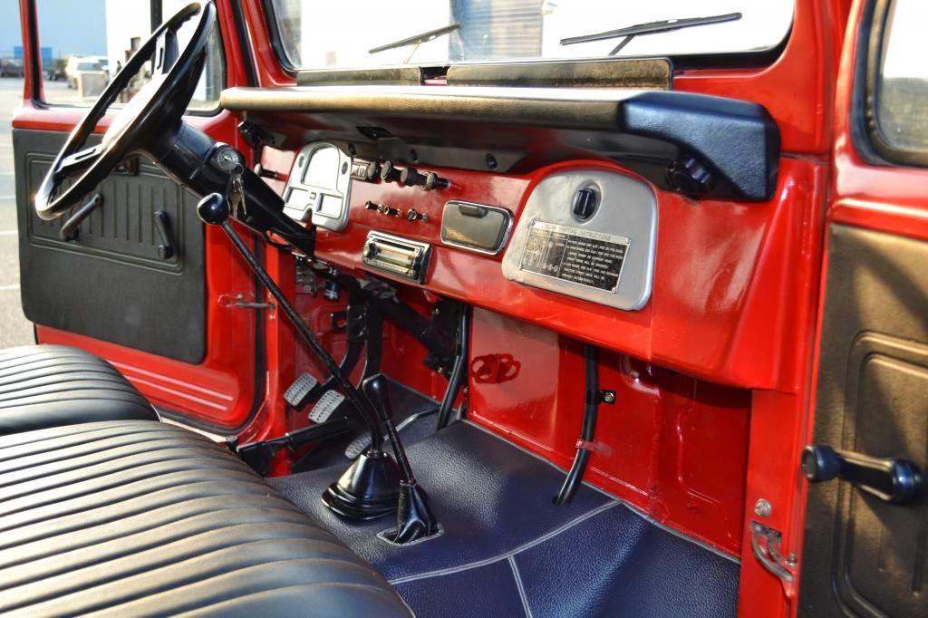 1980 Toyota Land Cruiser FJ43 Great Running Truck Auto