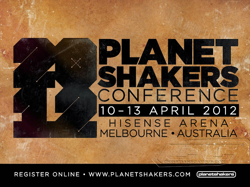 Planetshakers conference 2012 tour