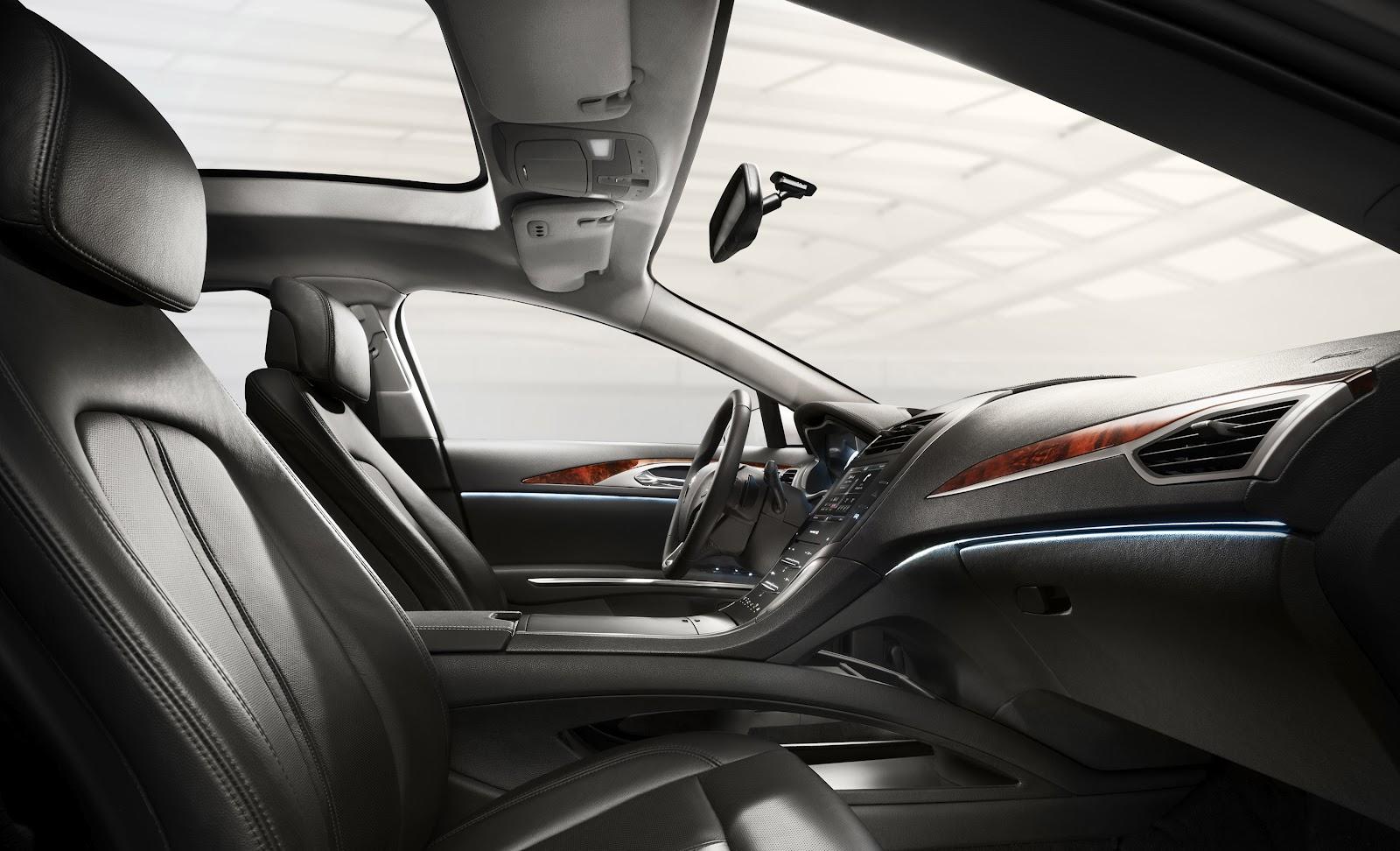 2016 - [Lincoln] MKZ - Page 2 2013+lincoln+mkz+interior++3