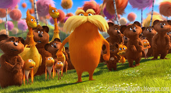 #7 The Lorax Wallpaper