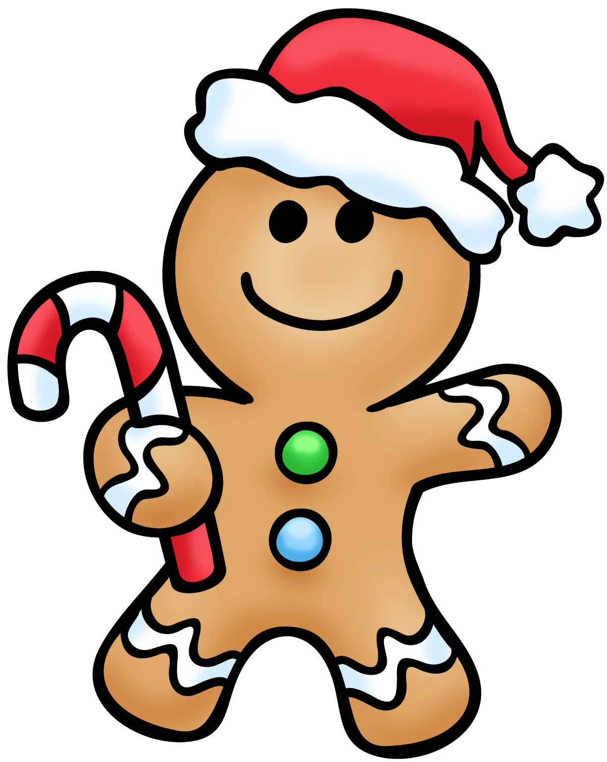 Viewing Gallery For - Gingerbread Man Png