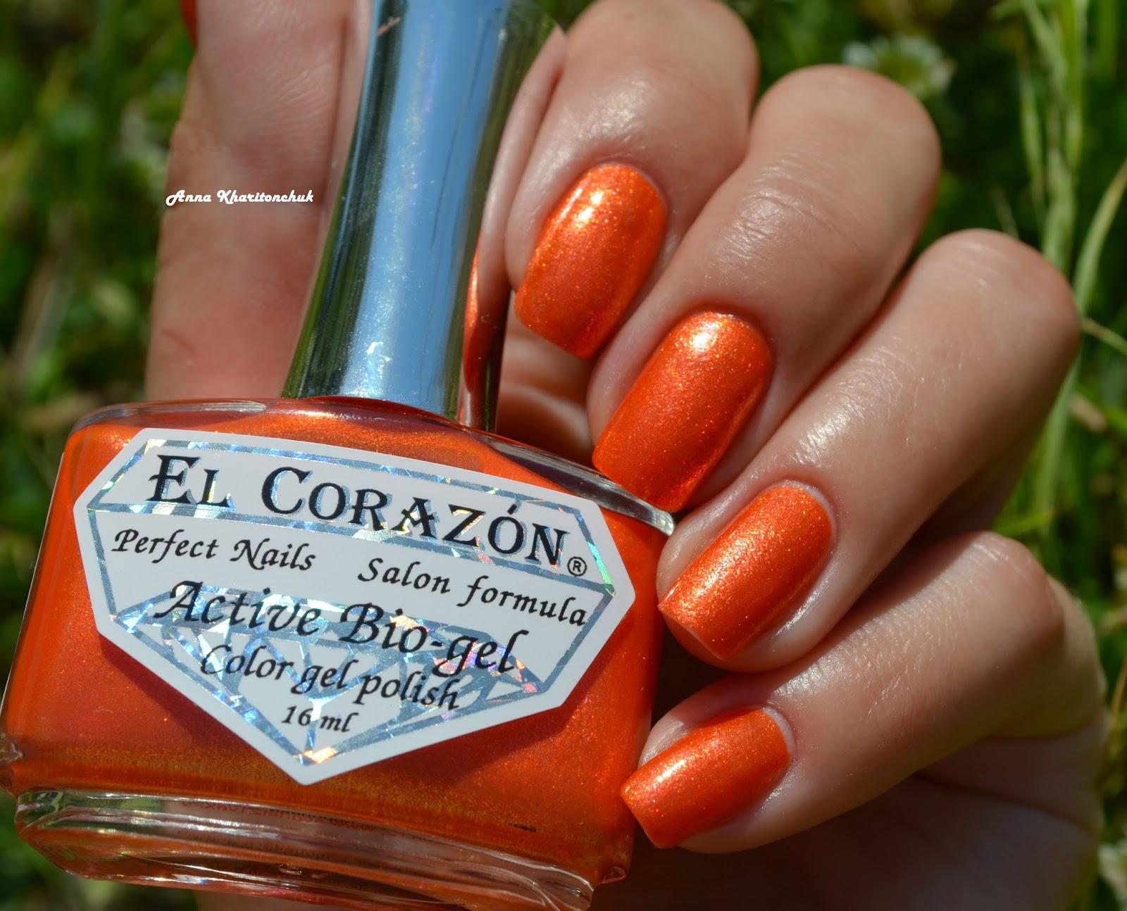 El Corazon Active Bio-gel # 423/561 Magic Tail Kamet