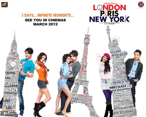 London Paris New York Cast and Crew