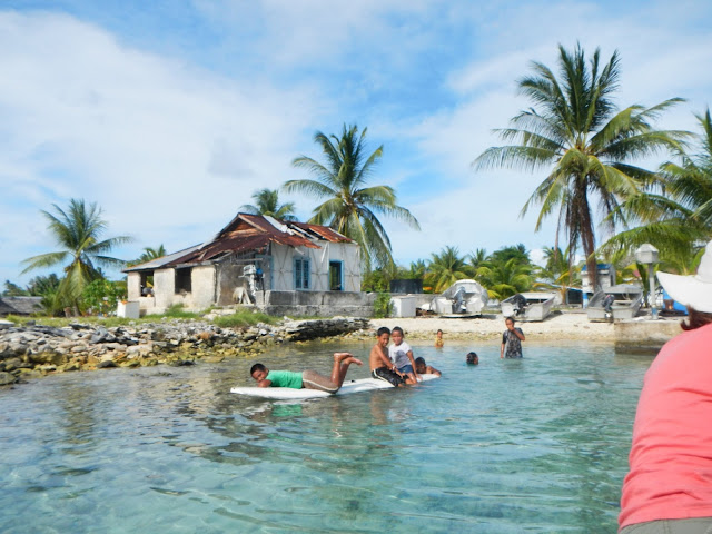how to sail from cook islands to seattle