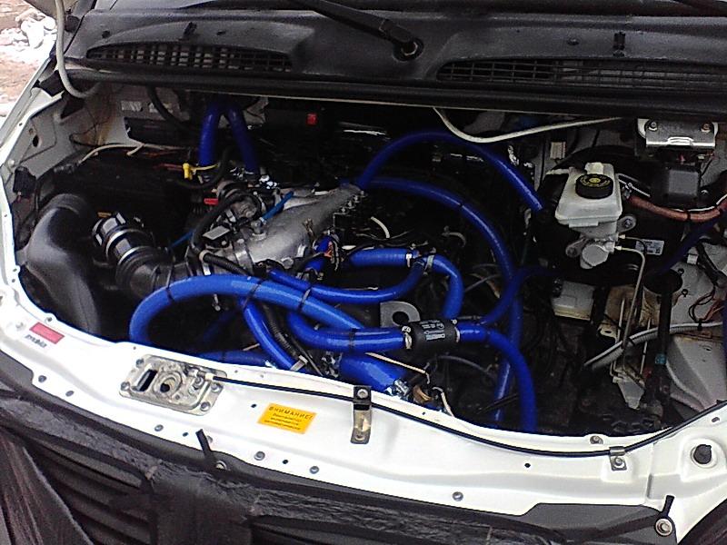 Двигатель на Mazda Demio B3 - torens-autoby
