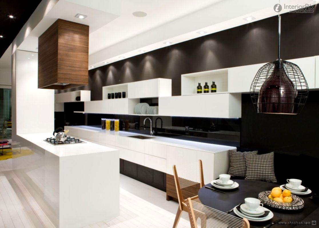 modern kitchen design 2013